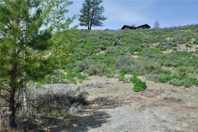 0 Lot 43 Hillside Drive, Winthrop, WA 98862 (#1285754) :: NW Home Experts