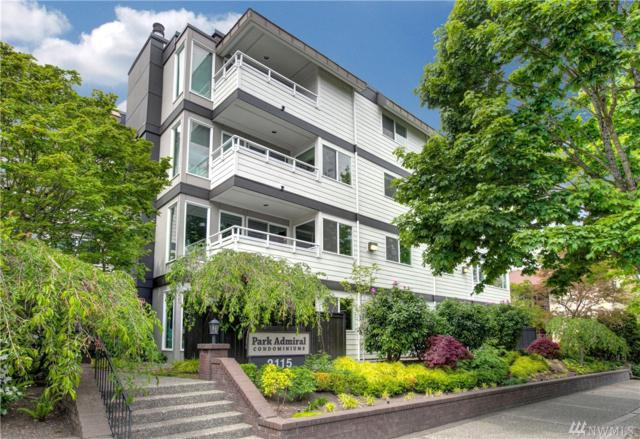 2115 California Ave SW #303, Seattle, WA 98116 (#1285916) :: Real Estate Solutions Group