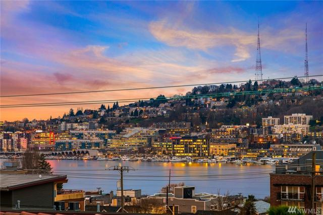 2306-A Franklin Ave E, Seattle, WA 98102 (#1286137) :: Homes on the Sound