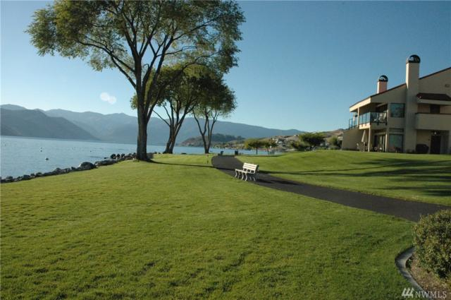 100 Lake Chelan Shores Dr 12-2, Chelan, WA 98816 (#1286423) :: Ben Kinney Real Estate Team