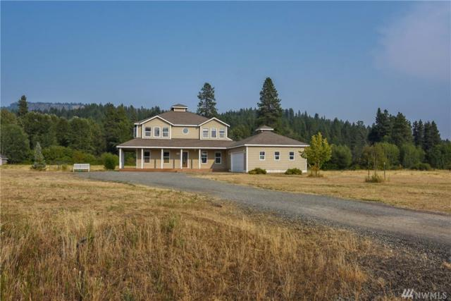 100 Quail Valley Rd, Cle Elum, WA 98922 (#1286482) :: Real Estate Solutions Group