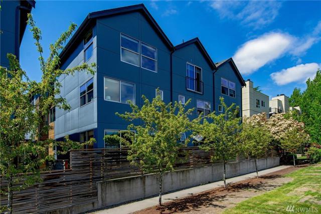 566-A Galer St, Seattle, WA 98109 (#1286544) :: The DiBello Real Estate Group