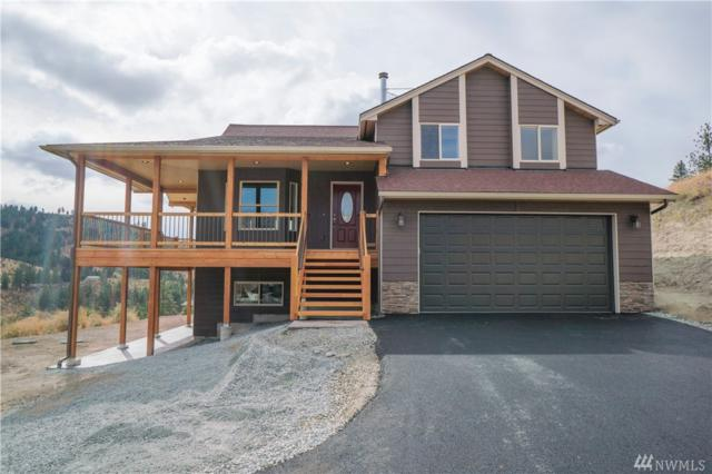 740 Chelan Trails Rd, Chelan, WA 98816 (#1286626) :: Real Estate Solutions Group