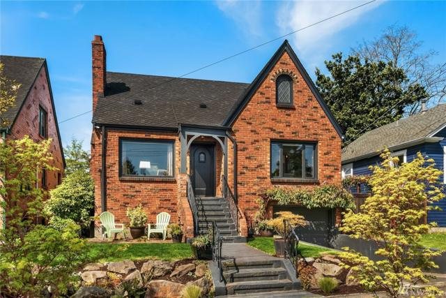7735 Mary Ave NW, Seattle, WA 98117 (#1286736) :: Morris Real Estate Group