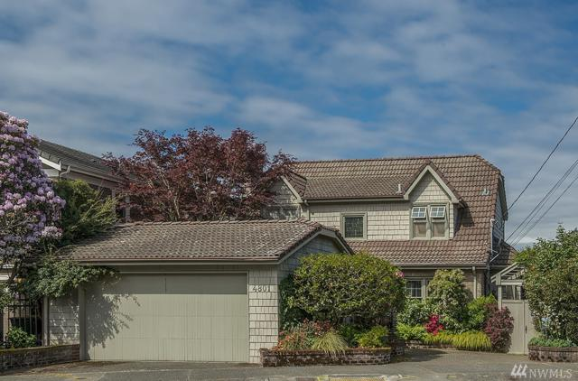 4801 Beach Dr SW, Seattle, WA 98116 (#1287034) :: The DiBello Real Estate Group