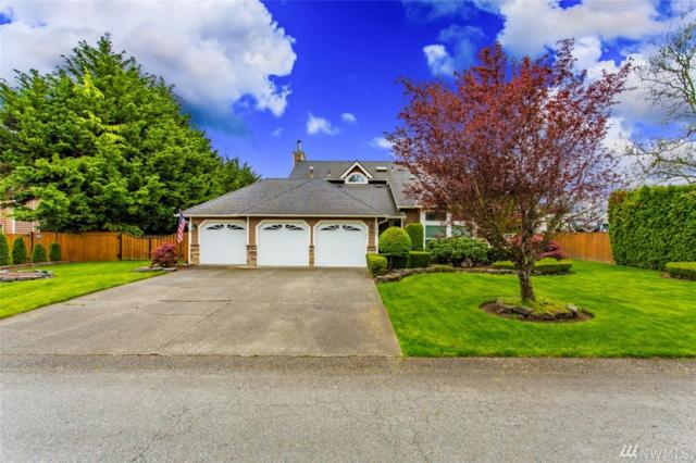 12706 224th St Ct E, Graham, WA 98338 (#1287049) :: Homes on the Sound