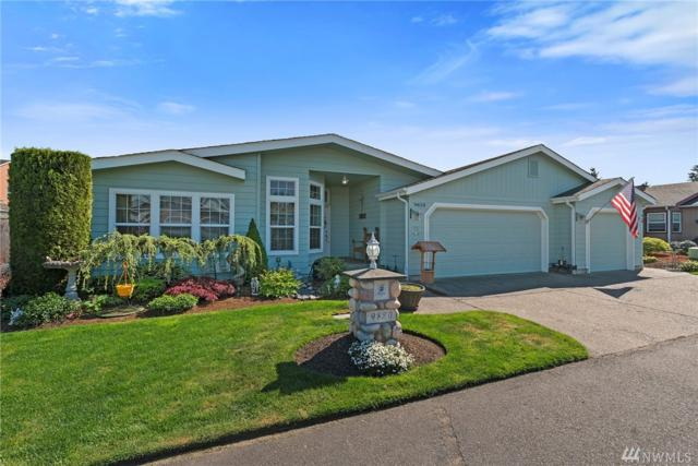 9820 197th St E #95, Graham, WA 98338 (#1287092) :: Kwasi Bowie and Associates