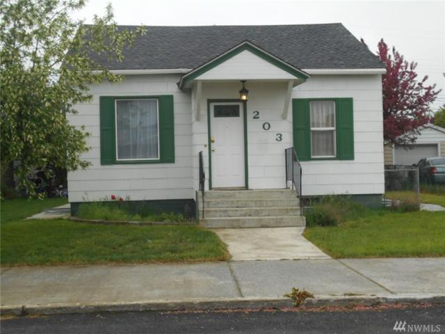 203 W 8th Ave, Ritzville, WA 99169 (#1287167) :: Icon Real Estate Group