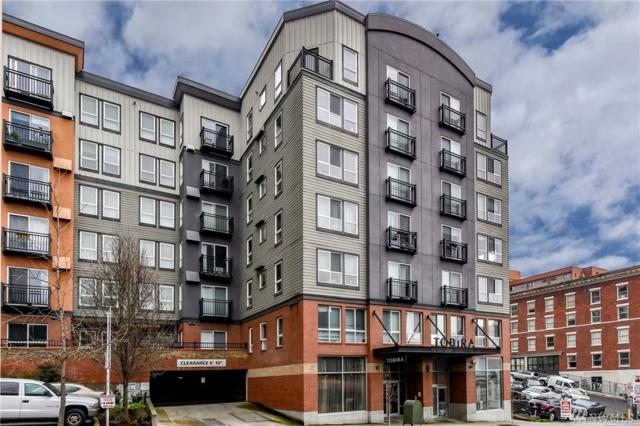 108 5th Ave S #420, Seattle, WA 98104 (#1287348) :: Real Estate Solutions Group