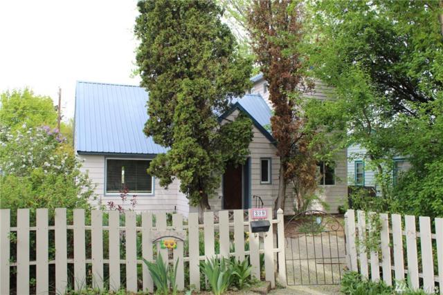 309 S Sampson St, Ellensburg, WA 98926 (#1287643) :: Ben Kinney Real Estate Team