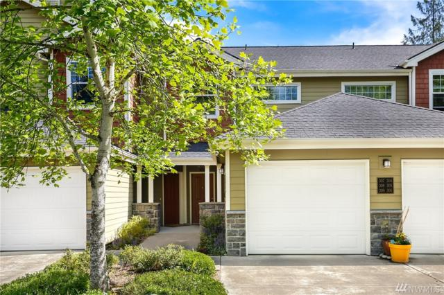 4317 Issaquah-Pine Lake Rd SE #309, Sammamish, WA 98075 (#1287709) :: Ben Kinney Real Estate Team