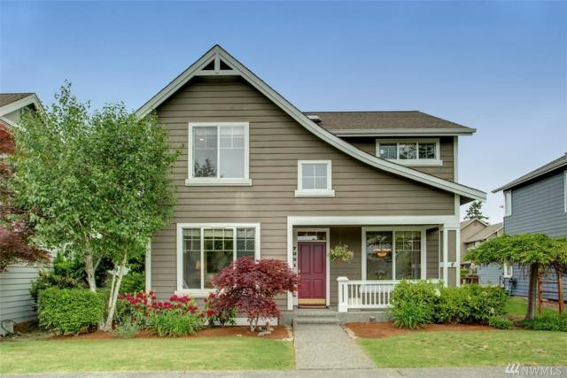 7221 Thompson Ave SE, Snoqualmie, WA 98065 (#1287892) :: The DiBello Real Estate Group