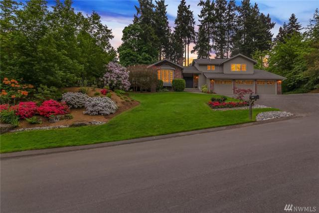 2611 93rd Place NE, Clyde Hill, WA 98004 (#1288150) :: Homes on the Sound