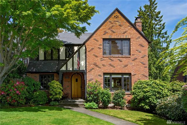 4826 NE 41st St, Seattle, WA 98105 (#1288220) :: Ben Kinney Real Estate Team