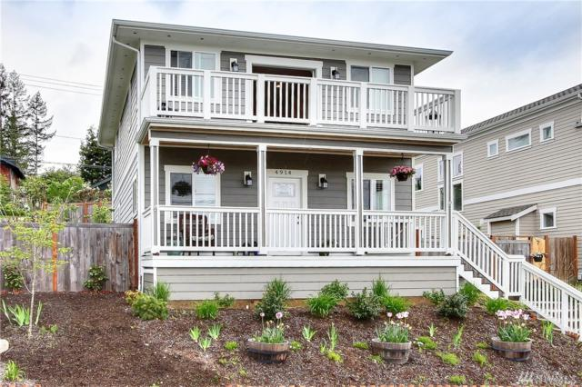 4914 N Winnifred St, Ruston, WA 98407 (#1288455) :: Ben Kinney Real Estate Team