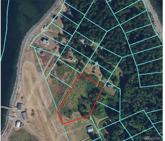 0 Lot 37 Eliza Island, Bellingham, WA 98226 (#1288652) :: Crutcher Dennis - My Puget Sound Homes