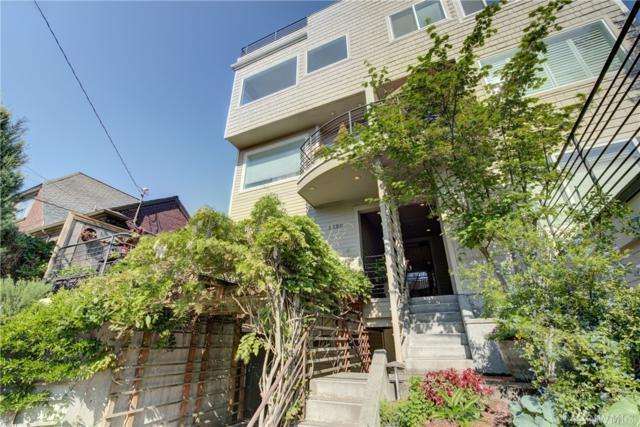 1430 1st Ave N #5, Seattle, WA 98109 (#1288654) :: The DiBello Real Estate Group