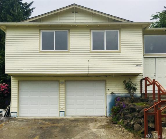 2224 S 284th St, Federal Way, WA 98003 (#1288757) :: Homes on the Sound