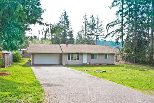 30 E Huckleberry, Grapeview, WA 98546 (#1289034) :: Homes on the Sound