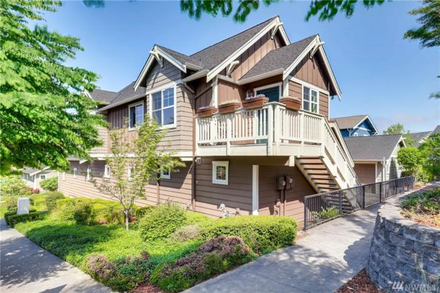 2570 NE Julep St D22, Issaquah, WA 98029 (#1289164) :: The DiBello Real Estate Group