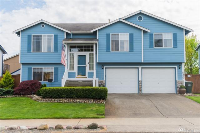 8326 202nd St Ct E, Spanaway, WA 98387 (#1289180) :: Homes on the Sound