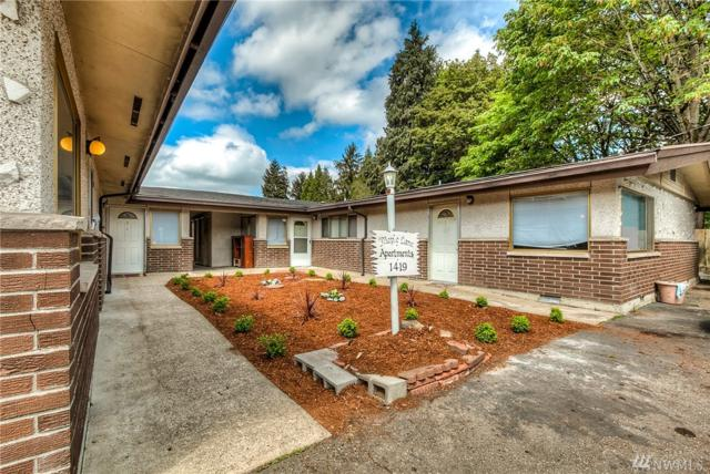 1419 S Maple Lane, Kent, WA 98030 (#1289360) :: Homes on the Sound