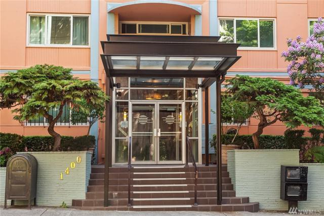 1400 Hubbell Place #409, Seattle, WA 98101 (#1289465) :: Icon Real Estate Group