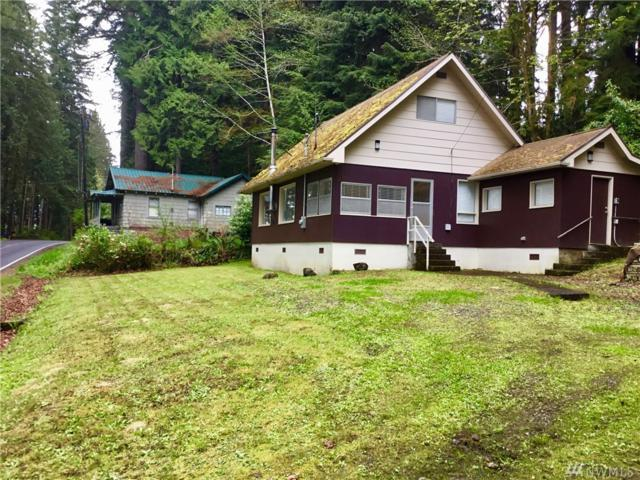 416 S South Shore Rd, Quinault, WA 98575 (#1289570) :: Homes on the Sound
