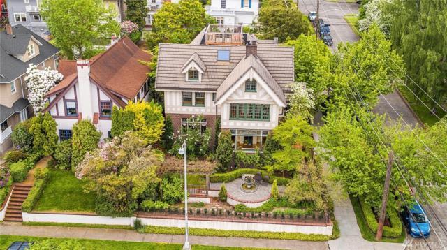 1717 NE 55th St, Seattle, WA 98105 (#1289975) :: Icon Real Estate Group