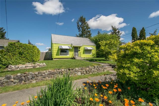 1601 S Adams, Tacoma, WA 98405 (#1289979) :: Ben Kinney Real Estate Team