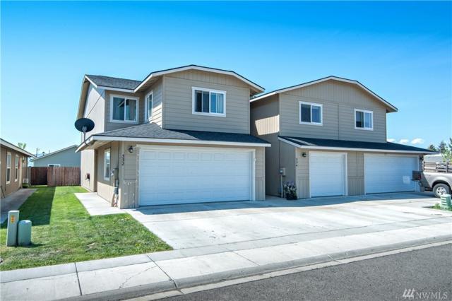 334 Pacific Lp, Kittitas, WA 98934 (#1290195) :: Keller Williams Realty Greater Seattle