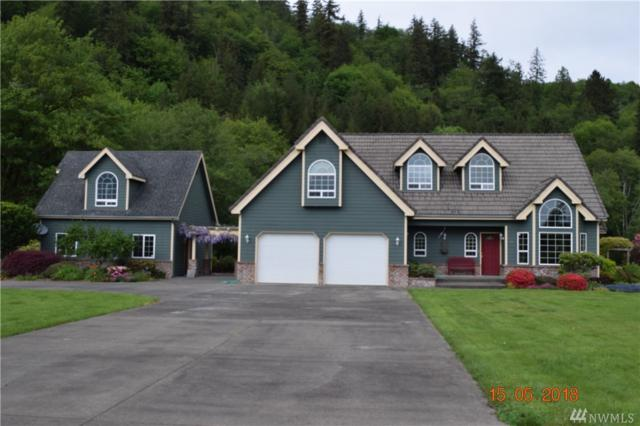 125 Mill Creek Rd, Raymond, WA 98577 (#1290388) :: Icon Real Estate Group
