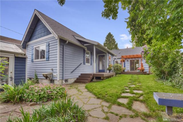 7739 18th Ave NW, Seattle, WA 98117 (#1290407) :: Morris Real Estate Group