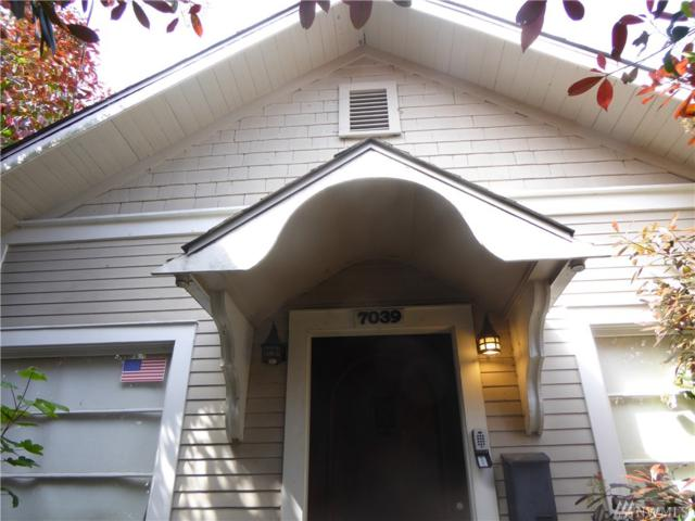 7039 17th Ave NW, Seattle, WA 98117 (#1290750) :: Better Homes and Gardens Real Estate McKenzie Group
