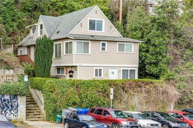 4761 22nd Ave NE, Seattle, WA 98105 (#1291073) :: Better Homes and Gardens Real Estate McKenzie Group
