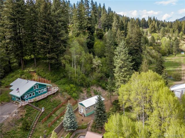 72 China Camp Rd, Cle Elum, WA 98922 (#1291132) :: Kwasi Bowie and Associates