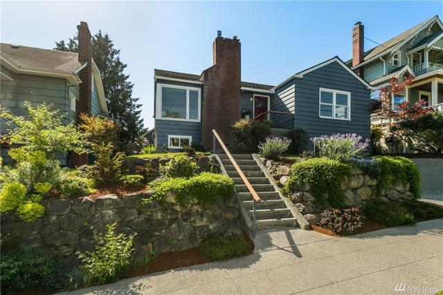 4419 4th Ave NE, Seattle, WA 98105 (#1291355) :: Alchemy Real Estate