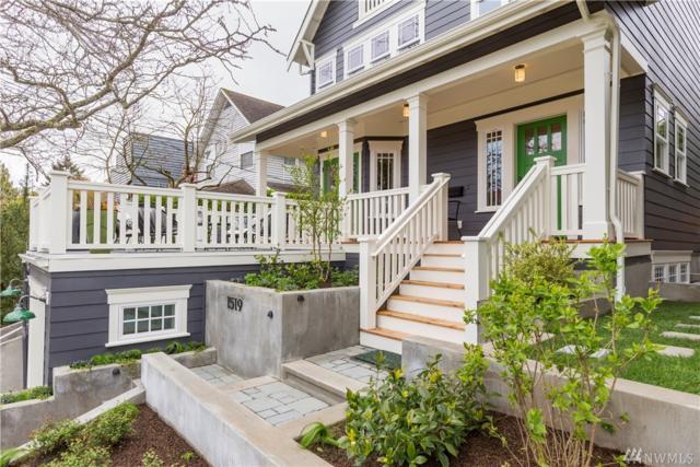 1519 4th Ave N, Seattle, WA 98109 (#1291368) :: The DiBello Real Estate Group