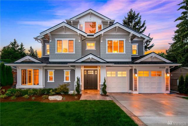 10428 SE 13th St, Bellevue, WA 98004 (#1291381) :: Morris Real Estate Group