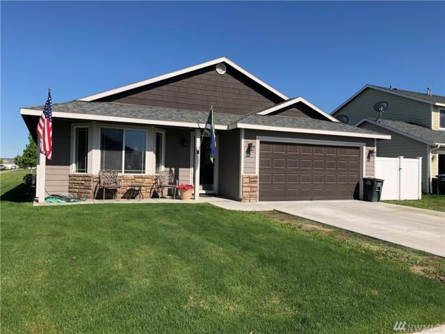 1901 S Allen Ave, Moses Lake, WA 98837 (#1291395) :: Homes on the Sound