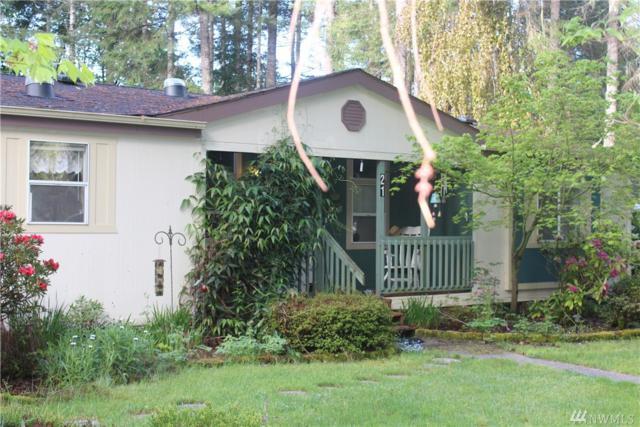21 N Mallard Wy E, Hoodsport, WA 98548 (#1291446) :: Homes on the Sound