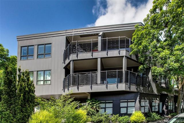 3912 Midvale Ave N #302, Seattle, WA 98103 (#1291491) :: Alchemy Real Estate