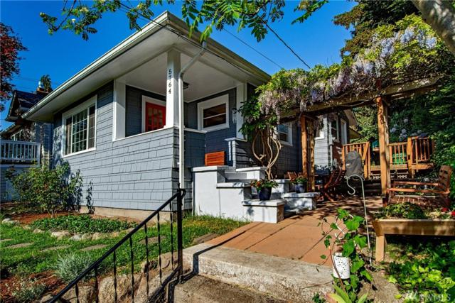 5764 28th Ave NE, Seattle, WA 98105 (#1291561) :: Homes on the Sound