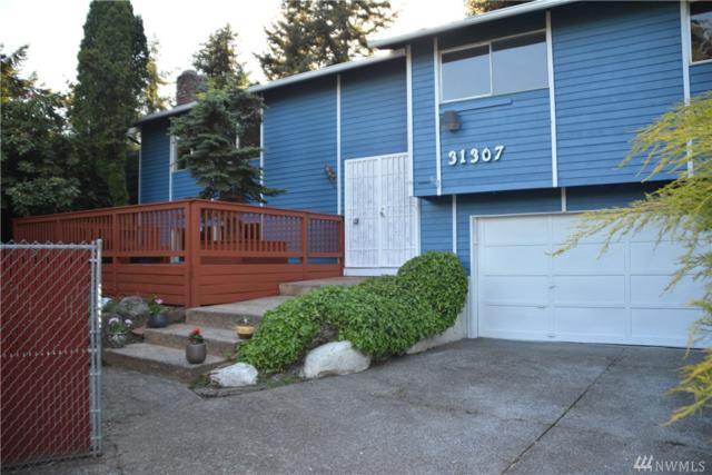 31307 33rd Ave SW, Federal Way, WA 98023 (#1291582) :: Homes on the Sound