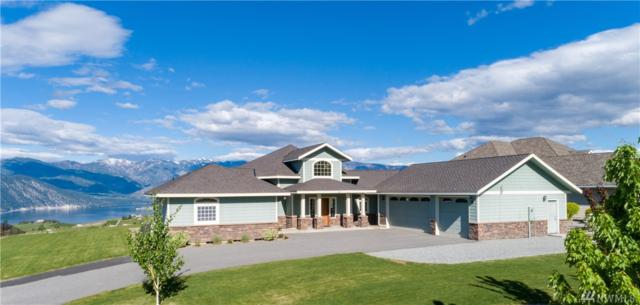 112 Coyote Hill Rd, Chelan, WA 98816 (#1291681) :: Homes on the Sound
