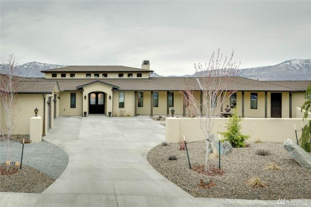 100 Mira Vista Dr, Chelan, WA 98816 (#1291716) :: Better Homes and Gardens Real Estate McKenzie Group