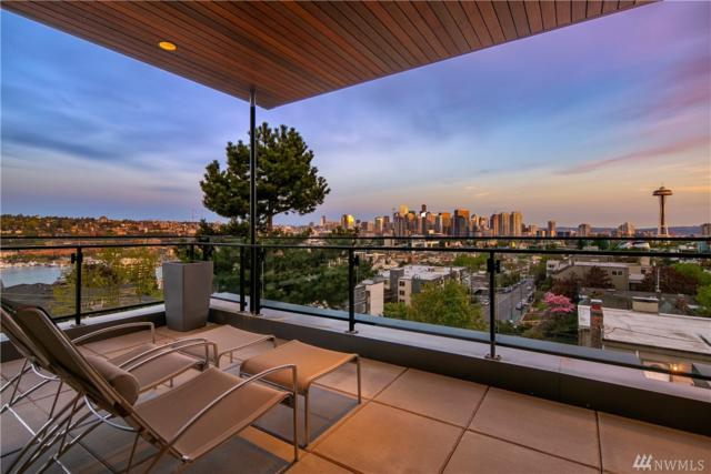 1419 Taylor Ave N, Seattle, WA 98109 (#1291779) :: The DiBello Real Estate Group