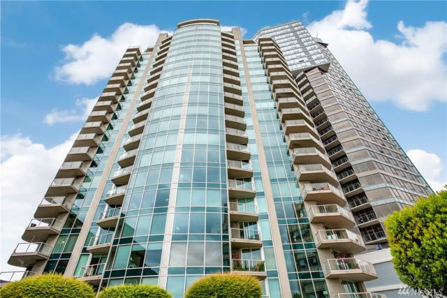 2000 1st Ave #904, Seattle, WA 98121 (#1291913) :: Ben Kinney Real Estate Team