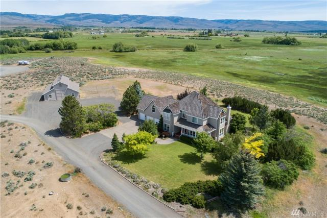 8401 Brick Mill Rd, Ellensburg, WA 98926 (#1291984) :: Homes on the Sound