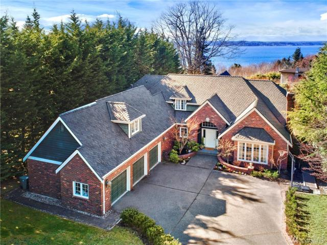 24150 116th Ave W, Woodway, WA 98020 (#1292002) :: Homes on the Sound